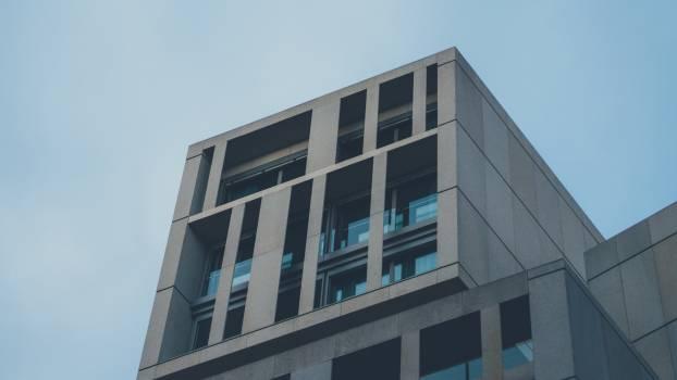 Architecture Building Apartment Free Photo