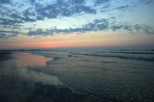 Ocean Shoreline Sea Free Photo