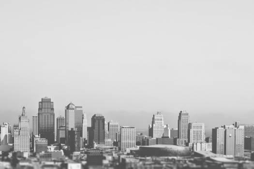 Manhattan City Skyline #13312