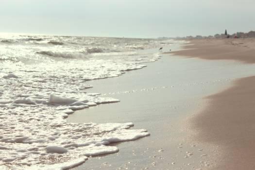 Beach Sand Ocean #13317