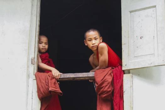 Monk Religious Adult Free Photo