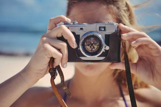 Camera Photographer Equipment #13355