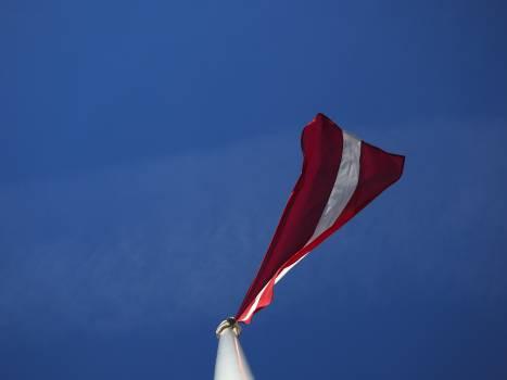 Flagpole Staff Stick Free Photo