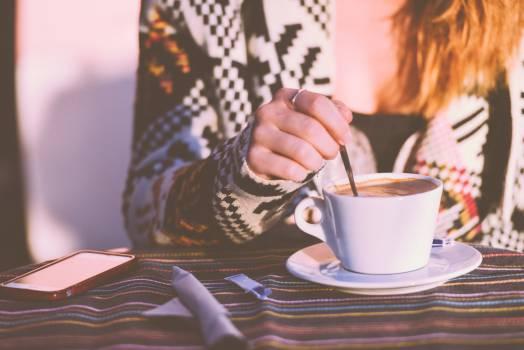 Cup Tea Beverage #13368
