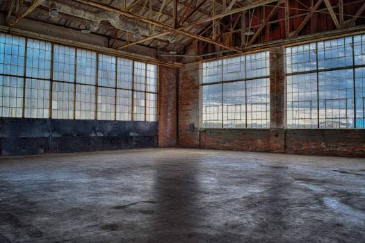 Building Structure Warehouse Free Photo