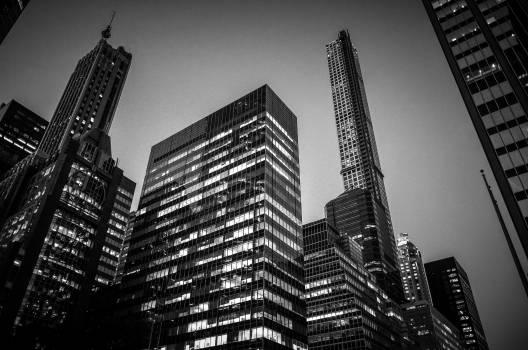 Skyscraper City Architecture #134348