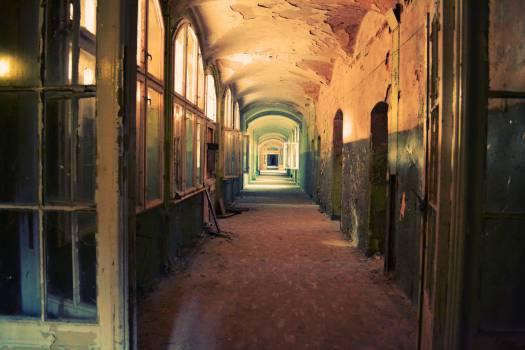 Architecture Vault Prison #13447