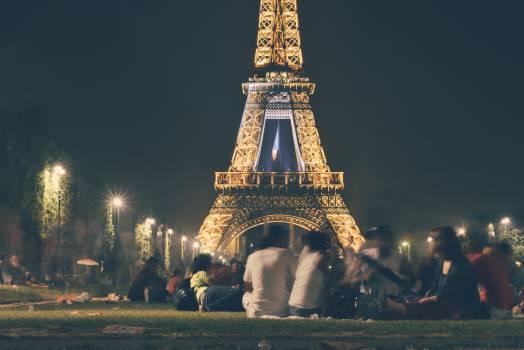 Paris Architecture Tower #13456