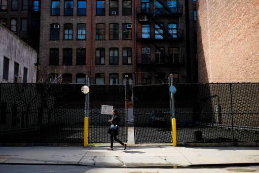 City Sidewalk Street #134613