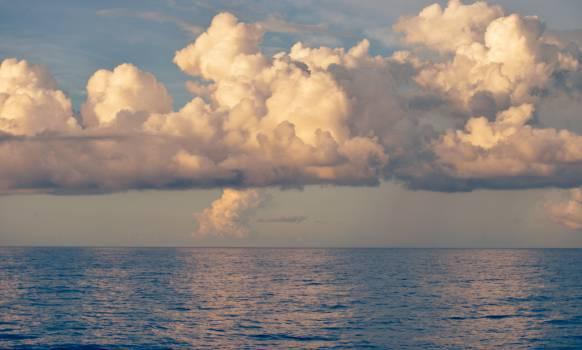 Sky Sun Ocean #13496