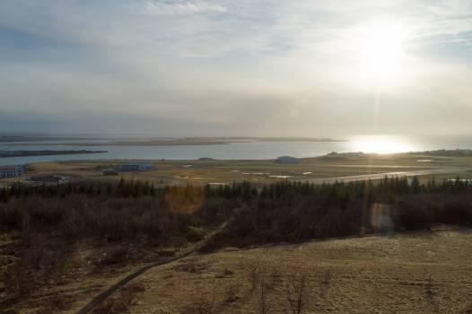 Shoreline Landscape Sky #134992