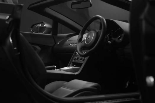 Control panel Transportation Car Free Photo