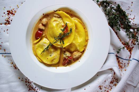 Plate Dish Soup #135658