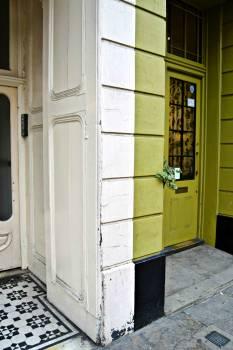 Door Barrier House #135783
