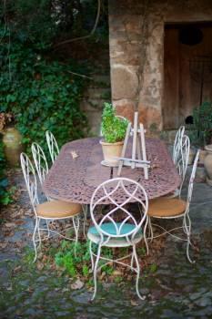 Patio Chair Furniture Free Photo