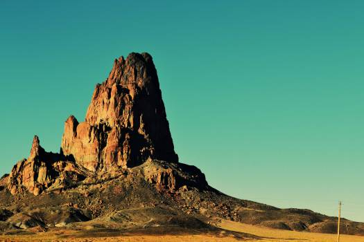 Rock Landscape Mountain #13605