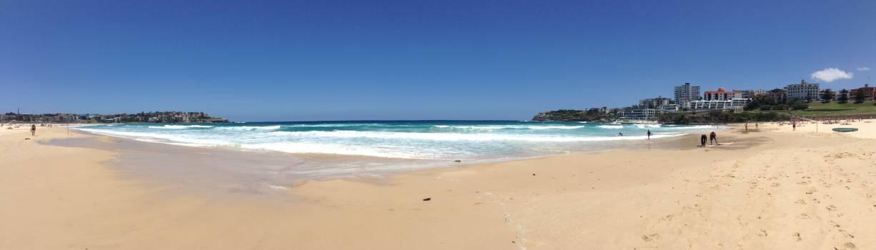 Beach Sand Sandbar #136496