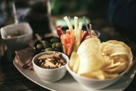 Food Meal Plate #13706