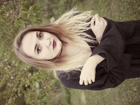 Blond Portrait Attractive #137148
