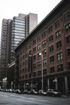 Building City Apartment #137480