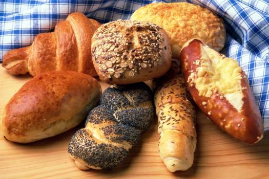 Bread Bun Food #13752