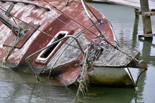 Paddlewheel Wreck Wheel Free Photo