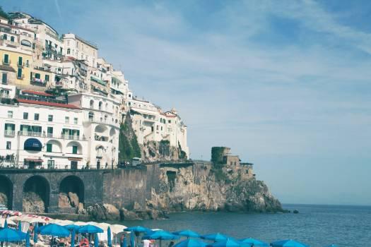 Sea Castle Ocean #137874