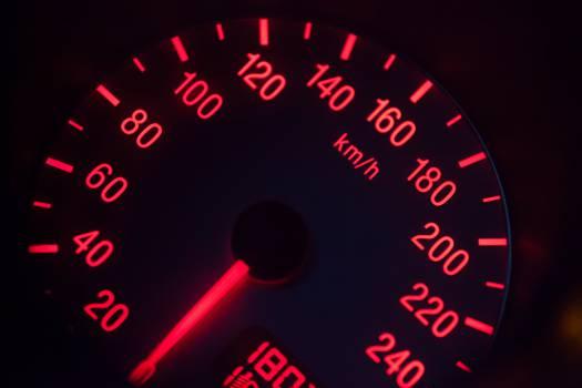 Odometer Meter Measuring instrument #13806