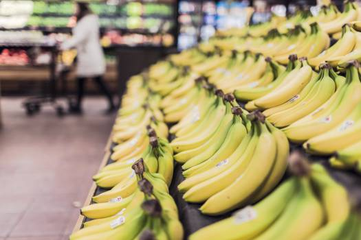 Banana Edible fruit Fruit #13820