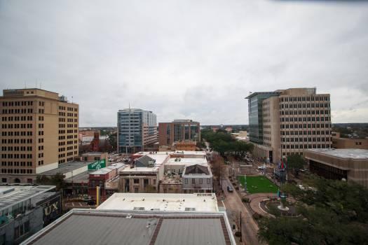 Business district City Architecture #138455
