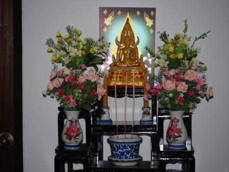 Throne Altar Structure #138564