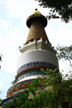 Stupa Shrine Place of worship #138965