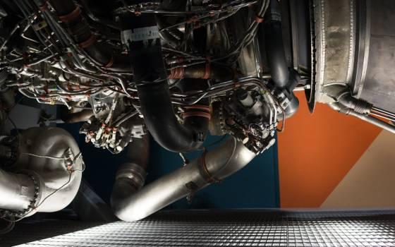 Motor Engine Steel Free Photo