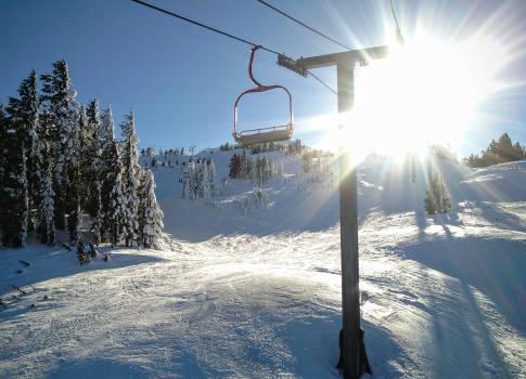 Transportation system Sky Snow #139738