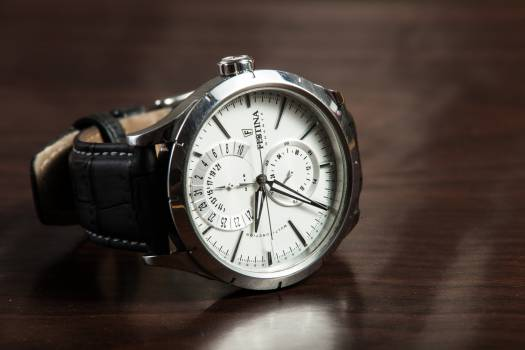 Clock Timer Watch #13991