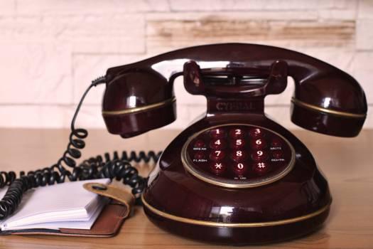 Telephone Dial telephone Dial Free Photo