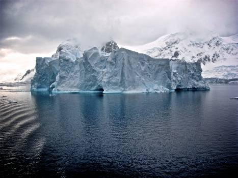 Glacier Iceberg Snow #140360
