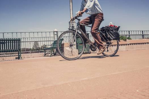 Bicycle Cyclist Bike #14046