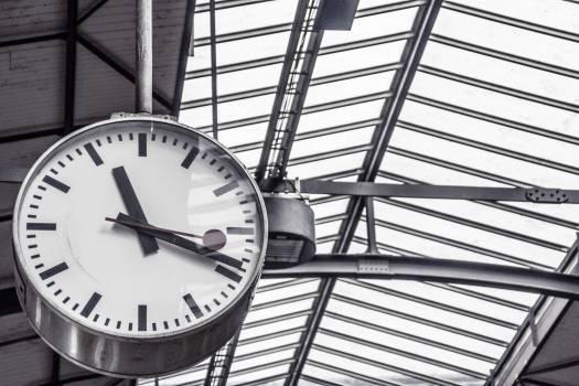 Clock Time Timepiece #14062