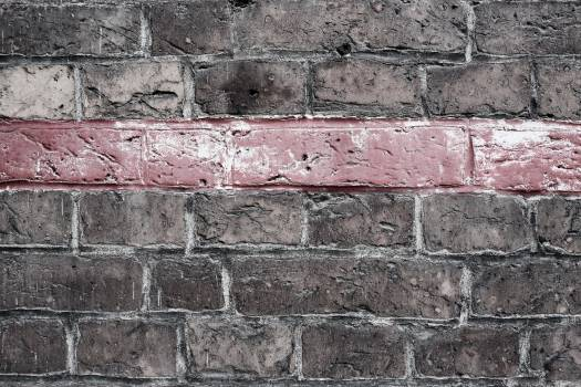 Brick Wall Ceramic #14089
