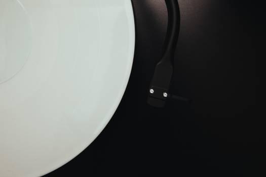Round Black Design #14107