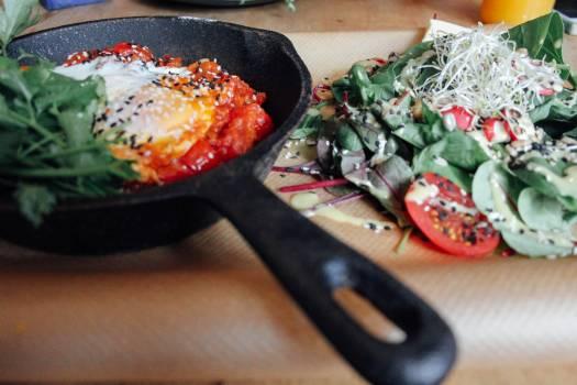 Pan Frying pan Cooking utensil Free Photo