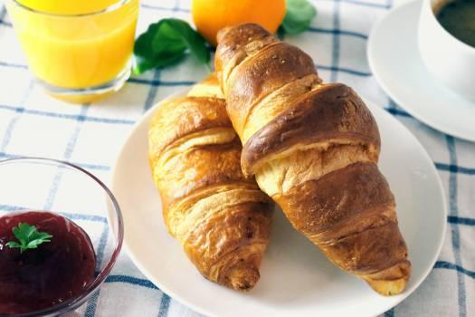 Food Breakfast Bread #14147