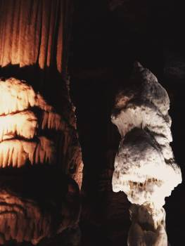 Cave Geological formation Rock Free Photo