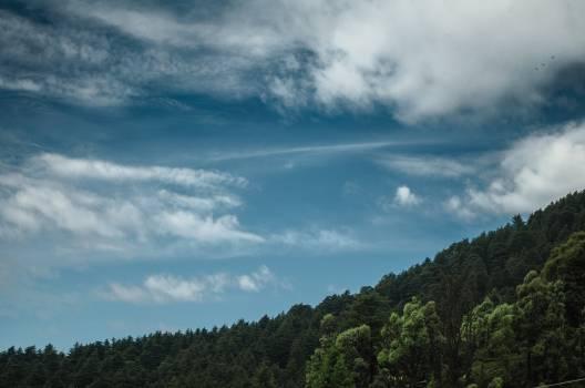 Sky Landscape Mountain #143225