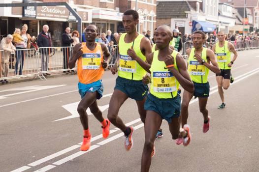 Runner Athlete Contestant #14326