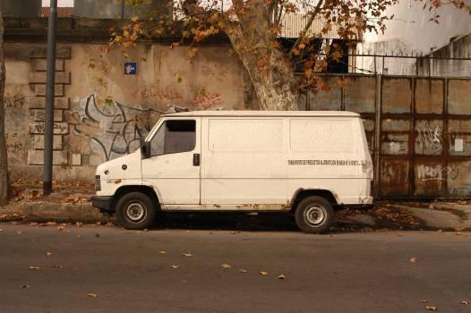 Moving van Van Truck #143698