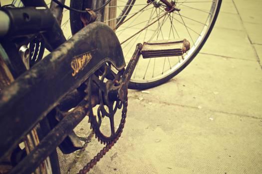 Bicycle Bike Wheeled vehicle #14369