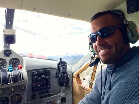 Aviator Person People Free Photo