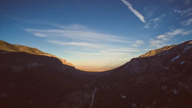 Mountain Landscape Mountains #14400